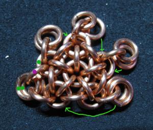 Японское плетение 5 в 1
